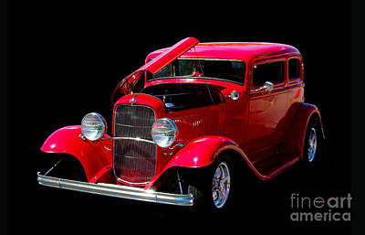 Ford Vicky 1932 Art Print
