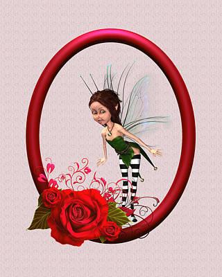 Foresrt Fairy  Original