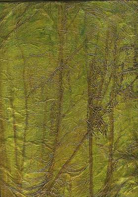 Painting - Forest Glow by Jean LeBaron