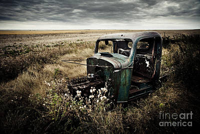 Photograph - Forgotten Ford by RicharD Murphy