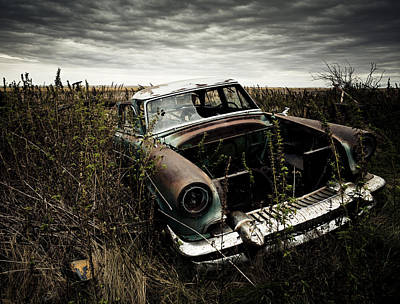 Photograph - Forgotten Mercury by RicharD Murphy