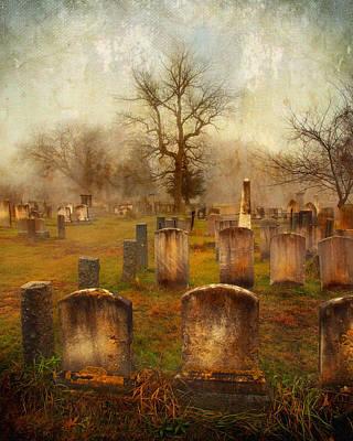 Photograph - Forgotten Souls  by Karen Lynch