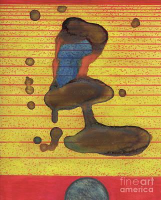 Form Elemental Art Print by TB Schenck