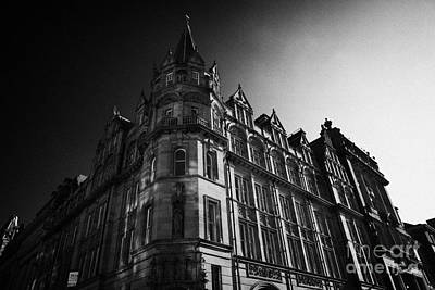 Former Prudential Assurance Building St Andrew Square Edinburgh Scotland Uk United Kingdom Art Print by Joe Fox