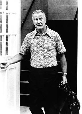 Former Vice-president Spiro T. Agnew Print by Everett