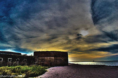 Fort Clinch Art Print