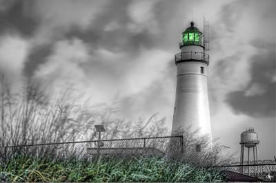 Fort Gratiot Lighthouse Art Print by Nicholas  Grunas