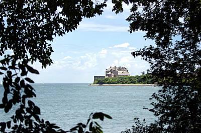 Photograph - Fort Niagara by J R Baldini
