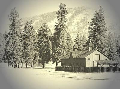 Fort Spokane Original