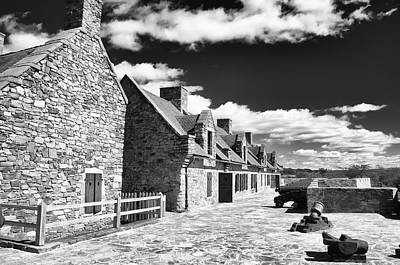 Photograph - Fort Ticonderoga 8727 by Guy Whiteley