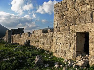 Fortified Citadel Art Print by Andonis Katanos