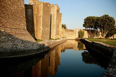 Fortress Print by Frederic Vigne