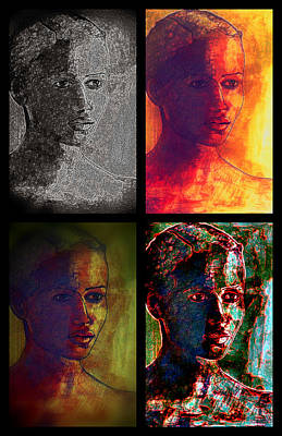 Photograph - Four Seasons by Diane montana Jansson