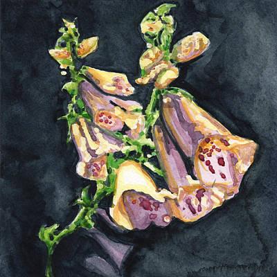 Foxglove Original by Amy-Elyse Neer
