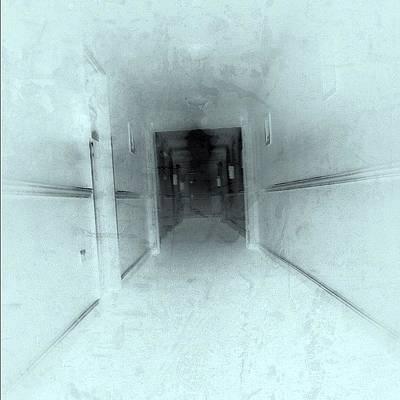 Horror Wall Art - Photograph - Fragile  #art #artist #instapic by Keith  Greener