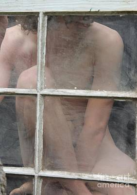 Photograph - Framed by Robert D McBain