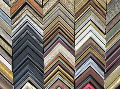 Photograph - Frames  by Ralph Jones