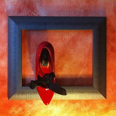 Wizard Photograph - Framing Dorothy 2 by Marco Garzia