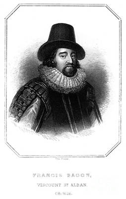 Francis Bacon (1561-1626) Art Print by Granger