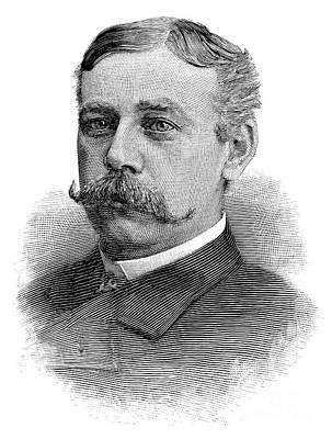 Francis E. Warren (1844-1929) Art Print by Granger