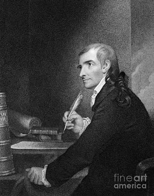 Francis Hopkinson (1737-1791) Art Print by Granger