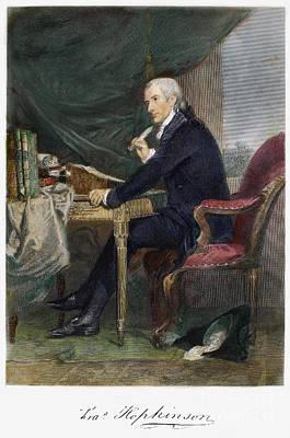 Francis Hopkinson Art Print by Granger