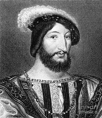 Francis I (1494-1547) Art Print by Granger