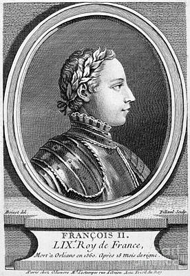 Francis II (1544-1560) Art Print by Granger