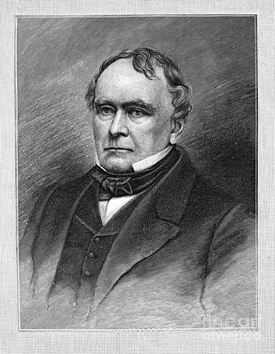 Francis Lieber (1800-1872) Print by Granger