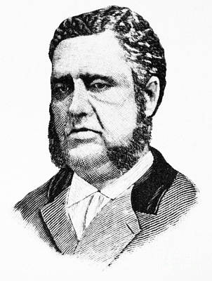 Francis Louis Cardozo (1836-1907) Art Print by Granger