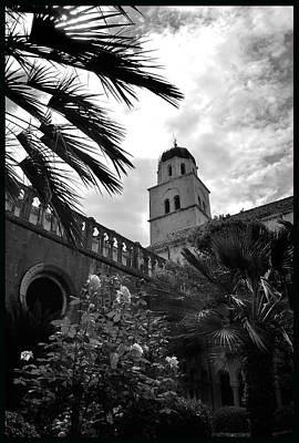 Photograph - Franciscan Monastery by Terence Davis