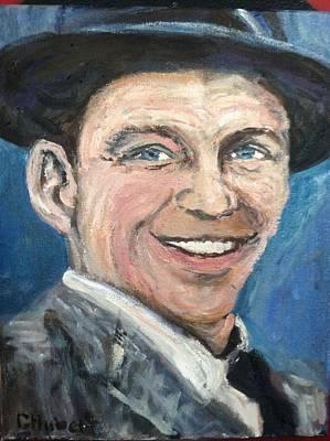Frank Sinatra Original by Gerald Hubert