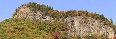 Photograph - Frankenstein Rock In The White Mountains by Gregory Scott