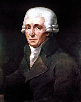 Franz Joseph Haydn Print by Granger