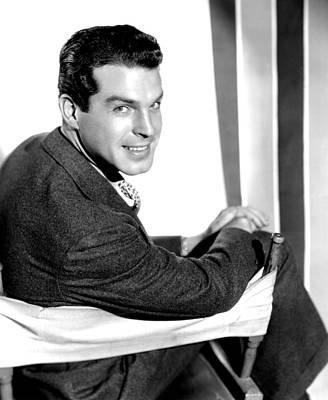 Publicity Shot Photograph - Fred Macmurray, 1935 by Everett