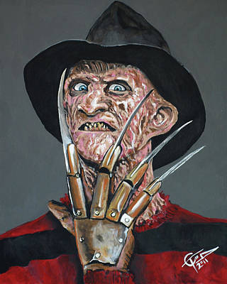 Freddy Kruger Original by Tom Carlton