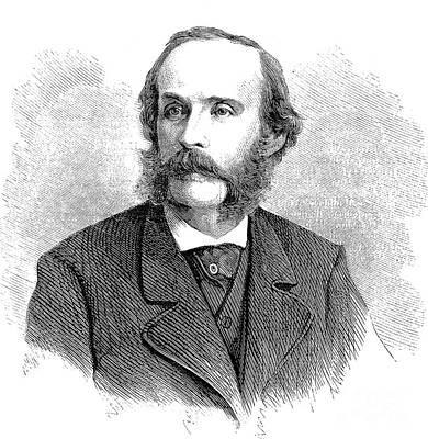 Frederick Edwin Church Art Print by Granger