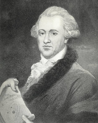 Frederick William Herschel, Astronomer Art Print by Science, Industry & Business Librarynew York Public Library