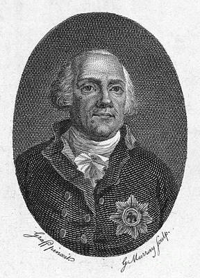 Frederick William II Art Print by Granger