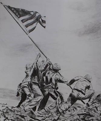 Freedom Art Print by Brian Hustead