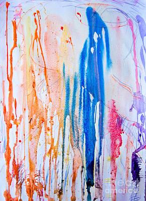 Freeze Art Print by Bill Davis