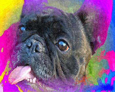 French Bulldog Art Print by Char Swift