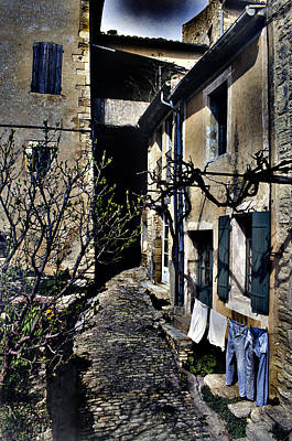 French Laundry Art Print by Rob Outwater