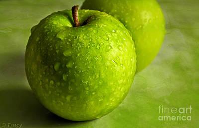 Fresh Apples Original by Tracy  Hall