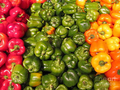 Photograph - Fresh Market Series. Tricolor by Ausra Huntington nee Paulauskaite