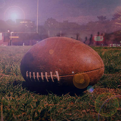 Photograph - Friday Night Lights by Joel Witmeyer