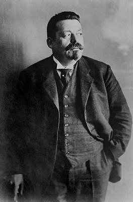 Friedrich Ebert 1871-1925, Socialist Art Print