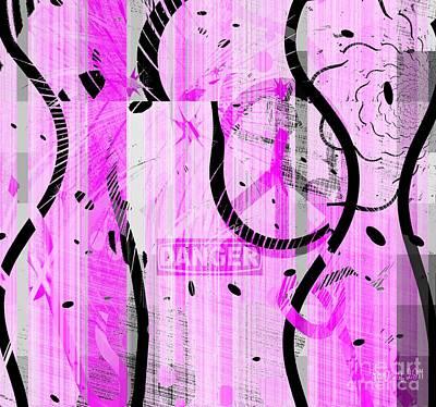 Exchange Mixed Media - Friendship 2012 by Fania Simon