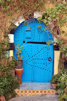 Photograph - Friendship Door by Eva Kaufman