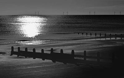 Frinton-on-sea Art Print by Darren Burroughs